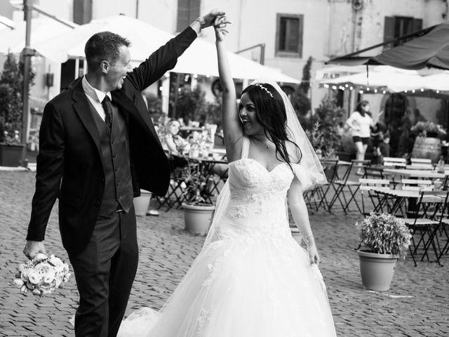 Il matrimonio di GiamPaolo e Francesca a Bracciano, Roma 6
