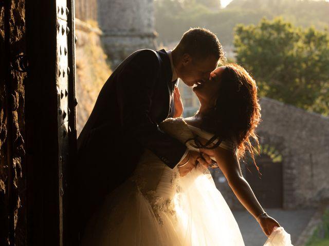 Il matrimonio di GiamPaolo e Francesca a Bracciano, Roma 9