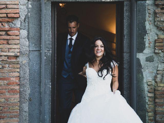 Il matrimonio di GiamPaolo e Francesca a Bracciano, Roma 10