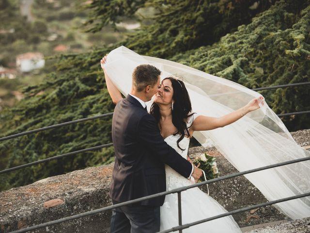 Il matrimonio di GiamPaolo e Francesca a Bracciano, Roma 13