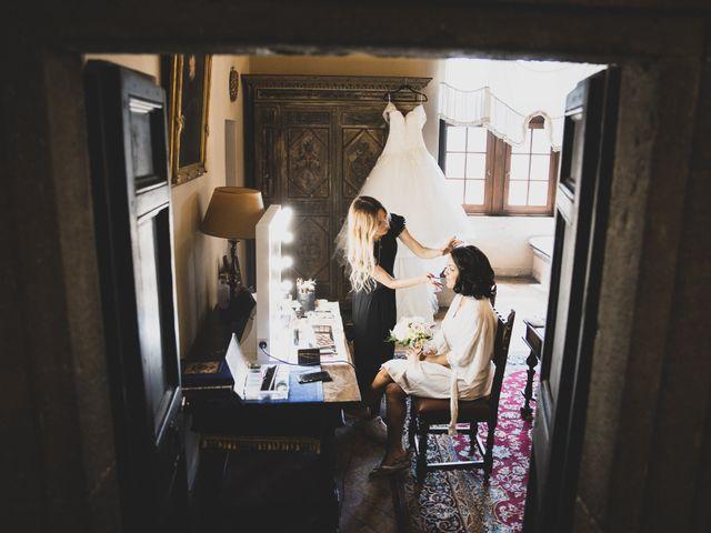 Il matrimonio di GiamPaolo e Francesca a Bracciano, Roma 14