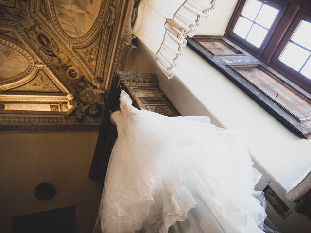 Il matrimonio di GiamPaolo e Francesca a Bracciano, Roma 27