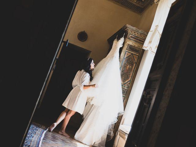 Il matrimonio di GiamPaolo e Francesca a Bracciano, Roma 32