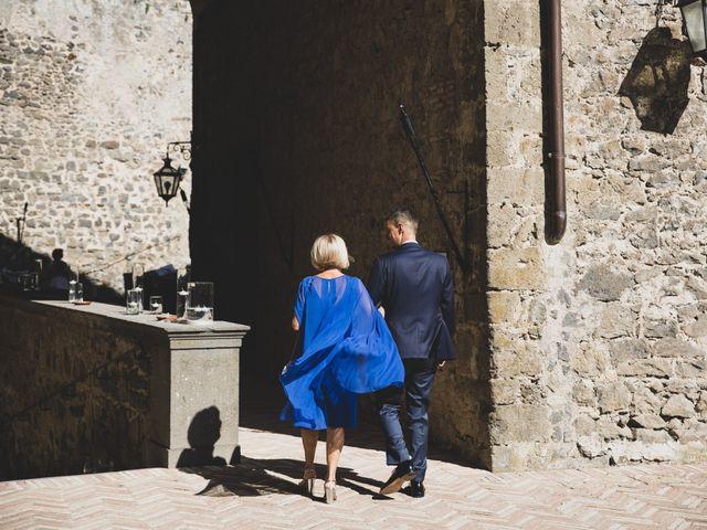 Il matrimonio di GiamPaolo e Francesca a Bracciano, Roma 42