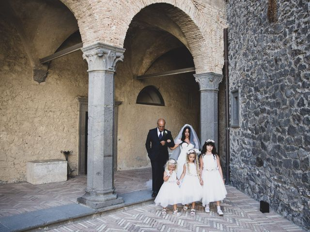 Il matrimonio di GiamPaolo e Francesca a Bracciano, Roma 46