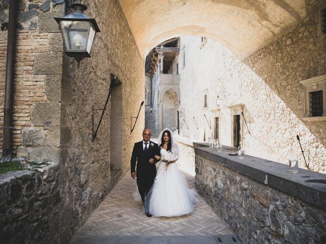 Il matrimonio di GiamPaolo e Francesca a Bracciano, Roma 47