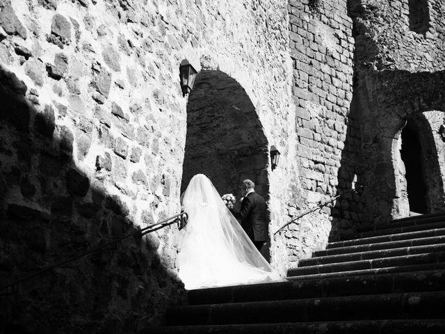 Il matrimonio di GiamPaolo e Francesca a Bracciano, Roma 48