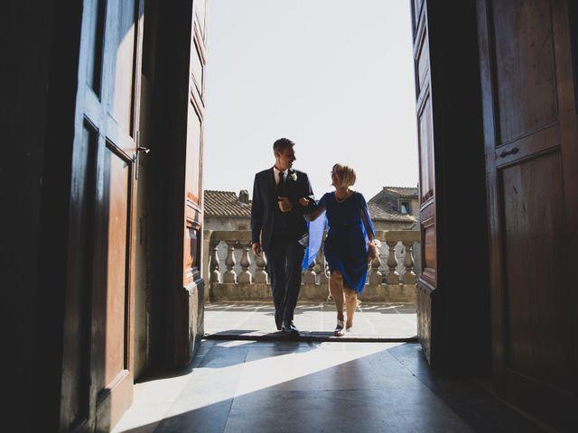 Il matrimonio di GiamPaolo e Francesca a Bracciano, Roma 49