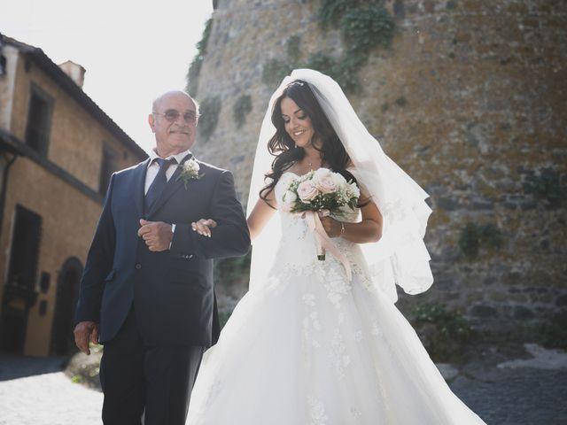 Il matrimonio di GiamPaolo e Francesca a Bracciano, Roma 50