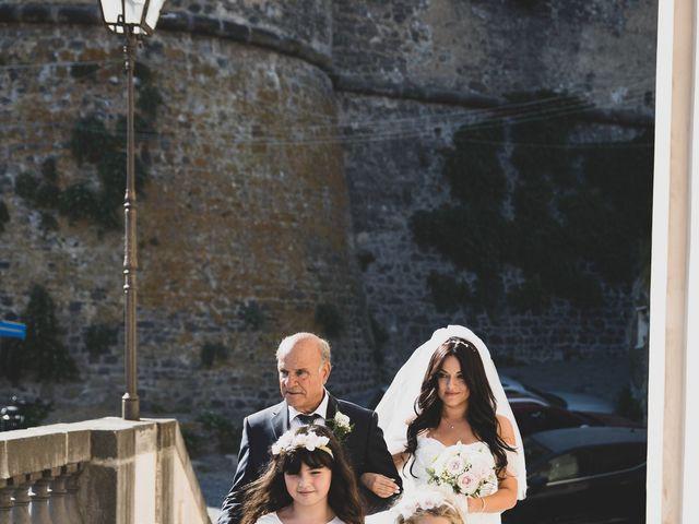 Il matrimonio di GiamPaolo e Francesca a Bracciano, Roma 51