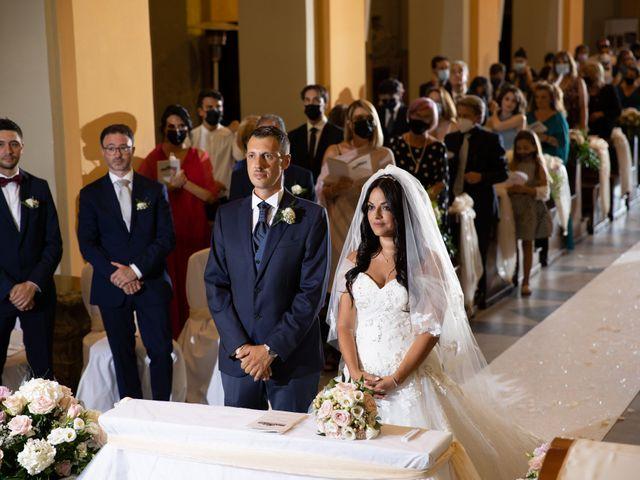 Il matrimonio di GiamPaolo e Francesca a Bracciano, Roma 54