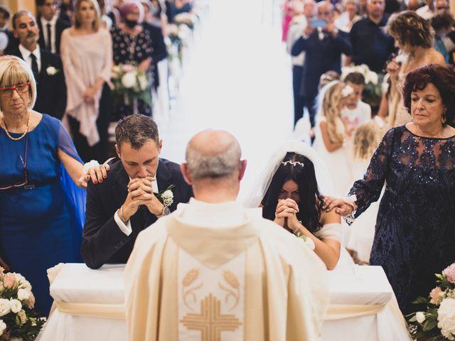 Il matrimonio di GiamPaolo e Francesca a Bracciano, Roma 56