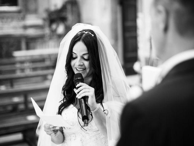 Il matrimonio di GiamPaolo e Francesca a Bracciano, Roma 58