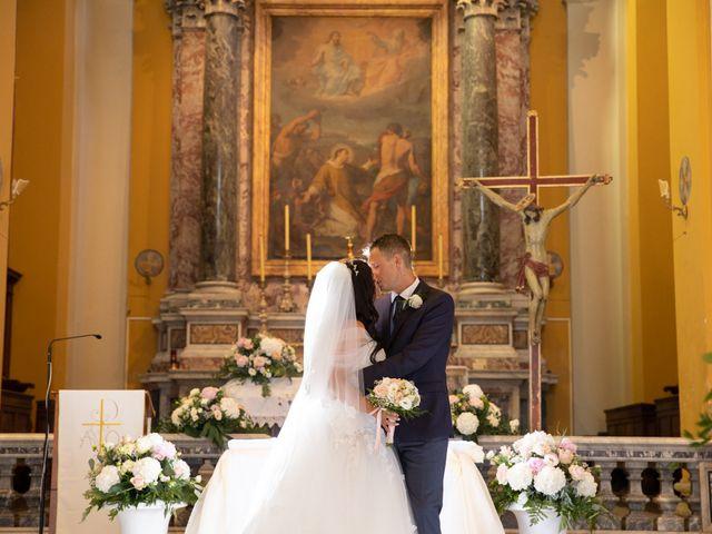 Il matrimonio di GiamPaolo e Francesca a Bracciano, Roma 59