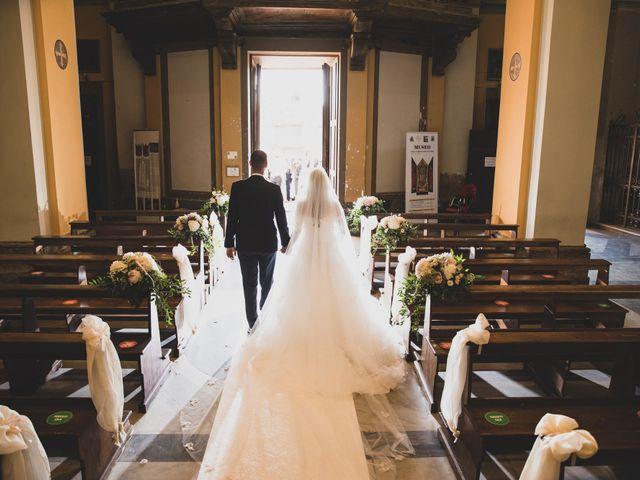 Il matrimonio di GiamPaolo e Francesca a Bracciano, Roma 60