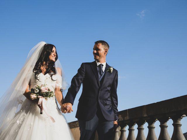 Il matrimonio di GiamPaolo e Francesca a Bracciano, Roma 61