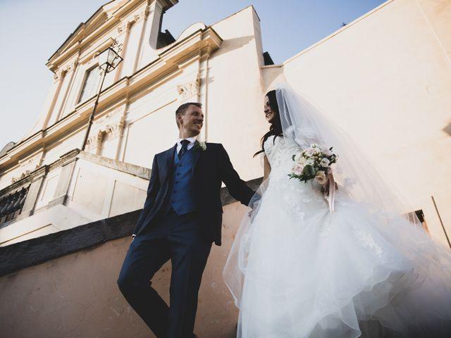 Il matrimonio di GiamPaolo e Francesca a Bracciano, Roma 66