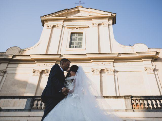 Il matrimonio di GiamPaolo e Francesca a Bracciano, Roma 67