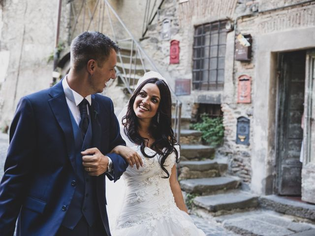 Il matrimonio di GiamPaolo e Francesca a Bracciano, Roma 69