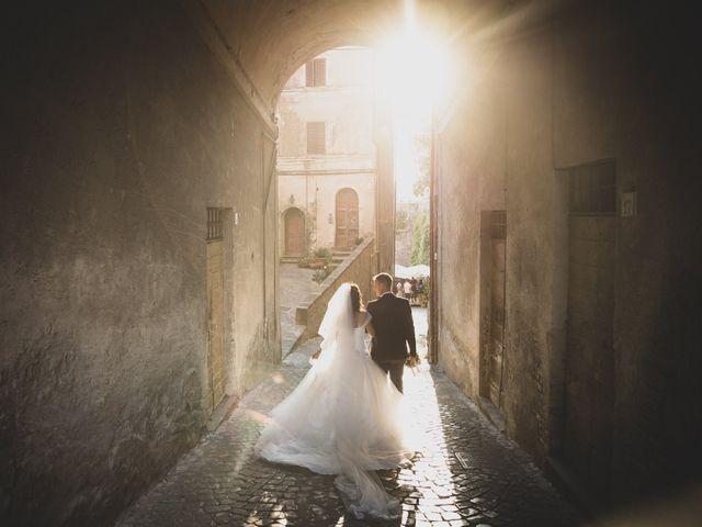 Il matrimonio di GiamPaolo e Francesca a Bracciano, Roma 70