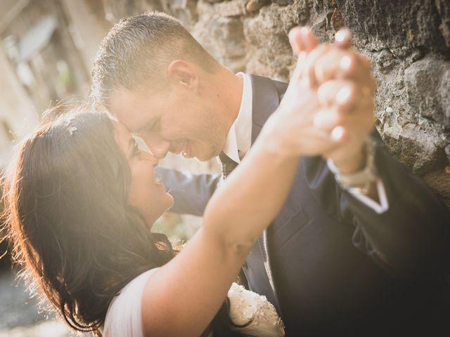 Il matrimonio di GiamPaolo e Francesca a Bracciano, Roma 74