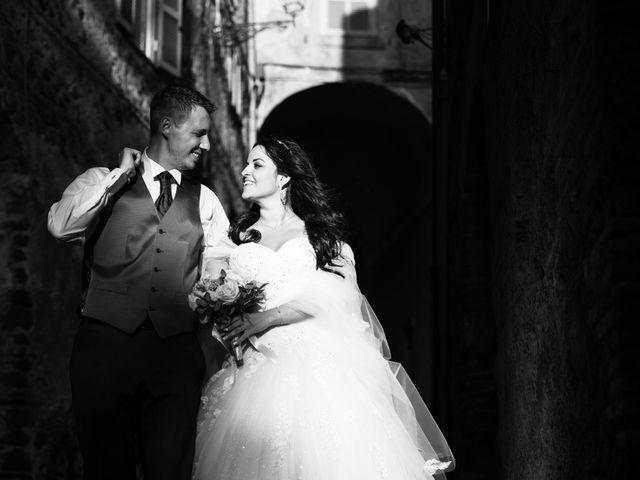 Il matrimonio di GiamPaolo e Francesca a Bracciano, Roma 76