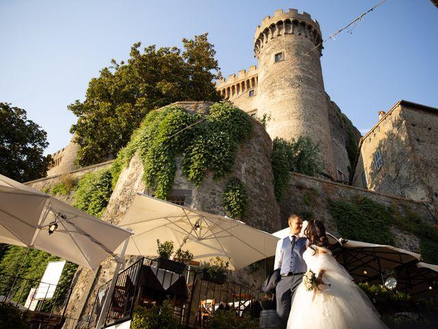 Il matrimonio di GiamPaolo e Francesca a Bracciano, Roma 78