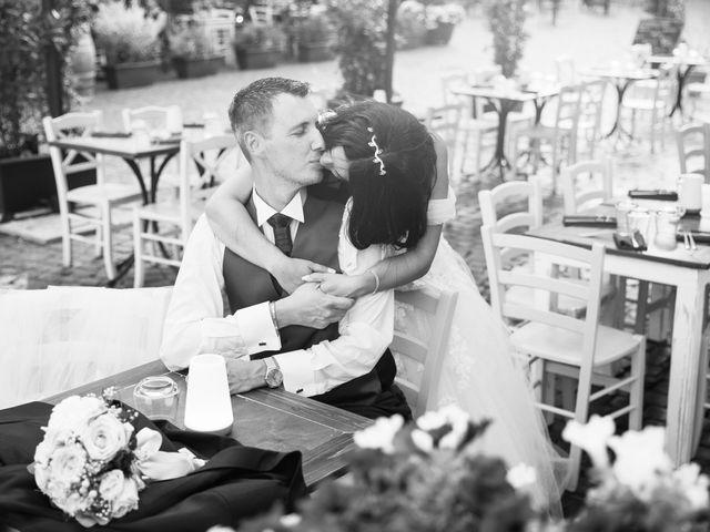 Il matrimonio di GiamPaolo e Francesca a Bracciano, Roma 80