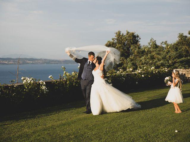 Il matrimonio di GiamPaolo e Francesca a Bracciano, Roma 81