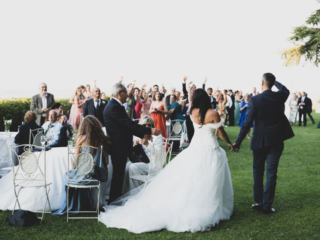 Il matrimonio di GiamPaolo e Francesca a Bracciano, Roma 91