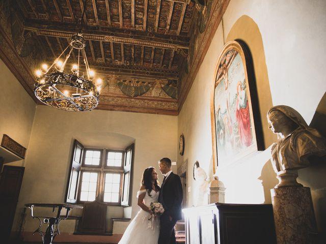 Il matrimonio di GiamPaolo e Francesca a Bracciano, Roma 97