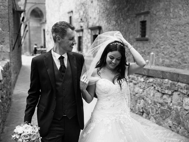Il matrimonio di GiamPaolo e Francesca a Bracciano, Roma 98
