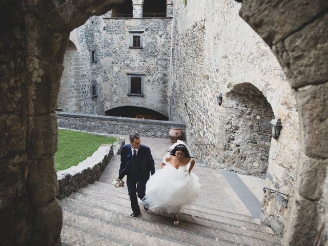 Il matrimonio di GiamPaolo e Francesca a Bracciano, Roma 99