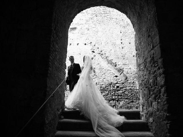 Il matrimonio di GiamPaolo e Francesca a Bracciano, Roma 101