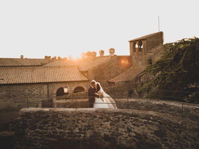 Il matrimonio di GiamPaolo e Francesca a Bracciano, Roma 102