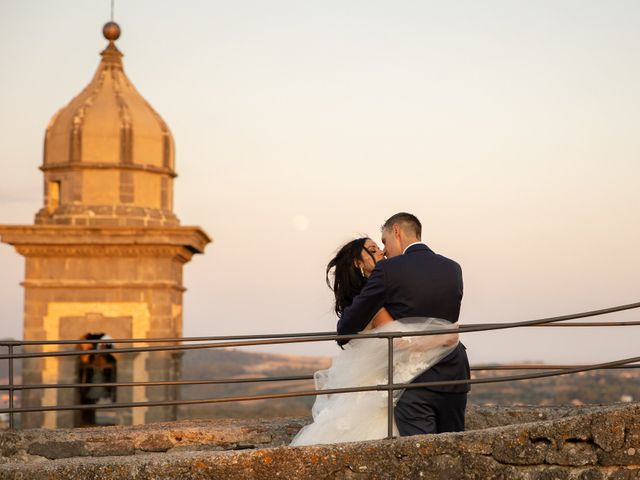 Il matrimonio di GiamPaolo e Francesca a Bracciano, Roma 106