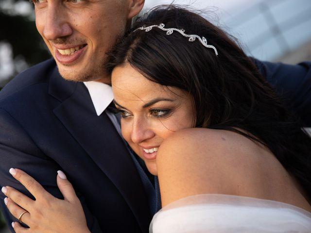 Il matrimonio di GiamPaolo e Francesca a Bracciano, Roma 109