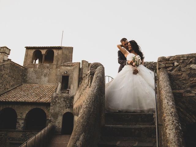 Il matrimonio di GiamPaolo e Francesca a Bracciano, Roma 112