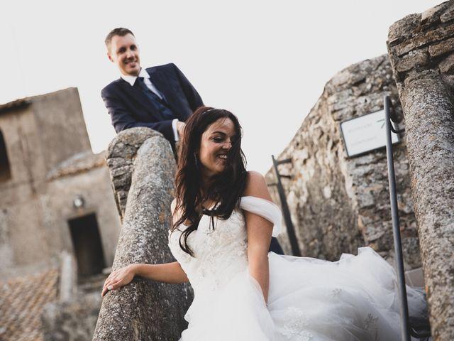Il matrimonio di GiamPaolo e Francesca a Bracciano, Roma 113