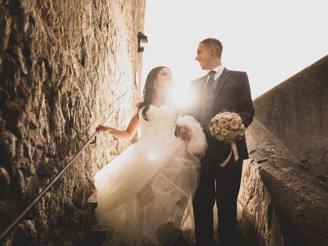 Il matrimonio di GiamPaolo e Francesca a Bracciano, Roma 115