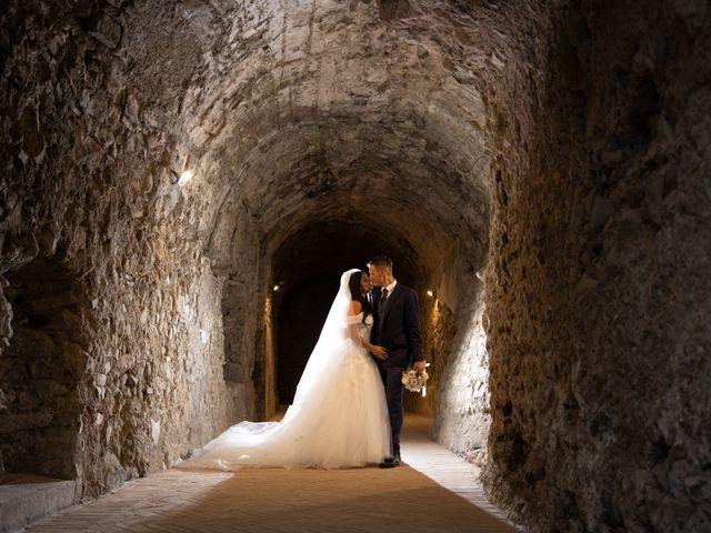 Il matrimonio di GiamPaolo e Francesca a Bracciano, Roma 117