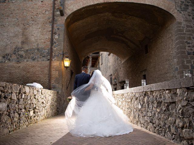 Il matrimonio di GiamPaolo e Francesca a Bracciano, Roma 119