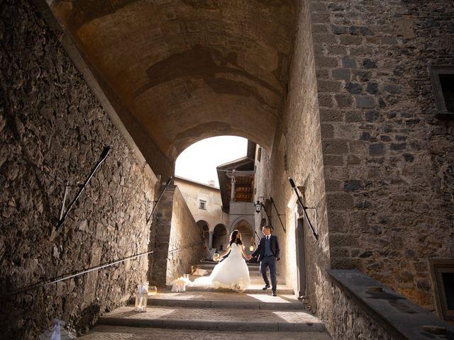 Il matrimonio di GiamPaolo e Francesca a Bracciano, Roma 121