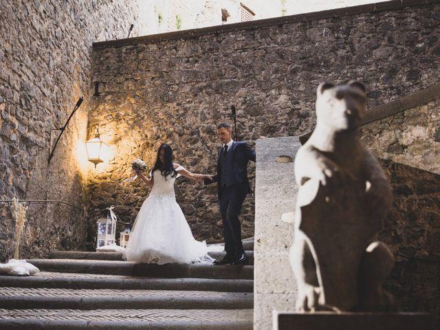 Il matrimonio di GiamPaolo e Francesca a Bracciano, Roma 123