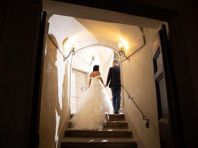 Il matrimonio di GiamPaolo e Francesca a Bracciano, Roma 125