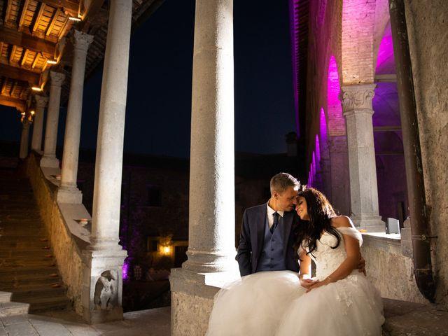 Il matrimonio di GiamPaolo e Francesca a Bracciano, Roma 127