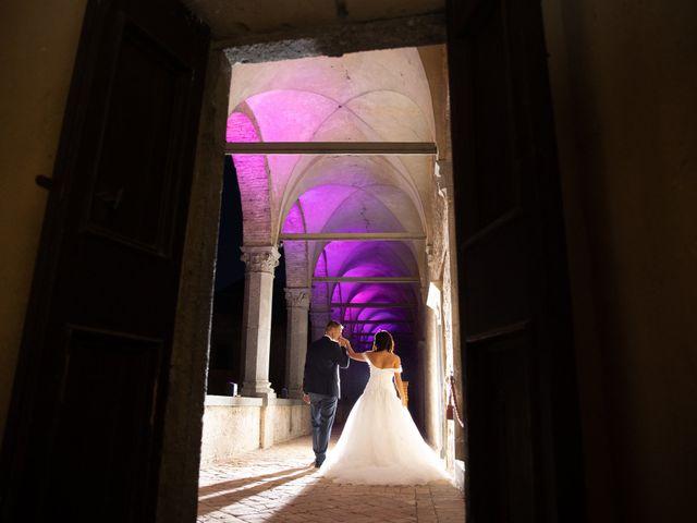 Il matrimonio di GiamPaolo e Francesca a Bracciano, Roma 128