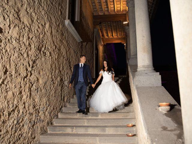Il matrimonio di GiamPaolo e Francesca a Bracciano, Roma 129