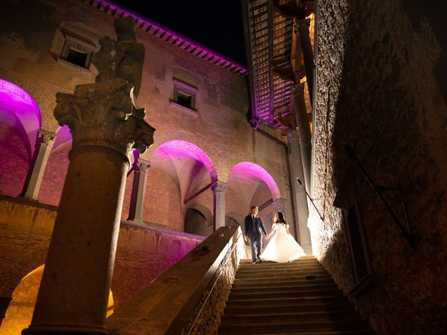 Il matrimonio di GiamPaolo e Francesca a Bracciano, Roma 130