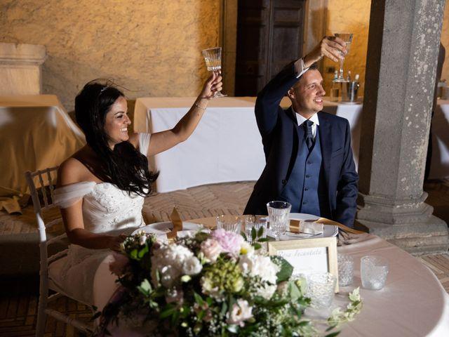 Il matrimonio di GiamPaolo e Francesca a Bracciano, Roma 131